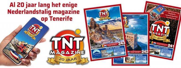 TNT Nederlandstalig magazine Tenerife