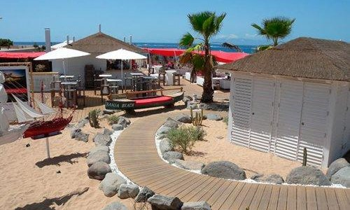 Strandbar Bahia Beach